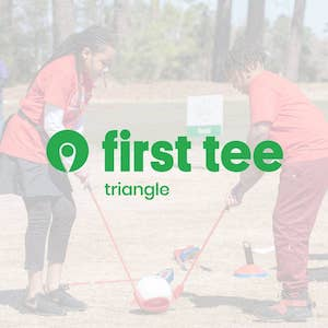 First Tee — Triangle palceholder image.