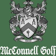 mcconnell golf club logo