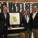 First tee owners presenting new site