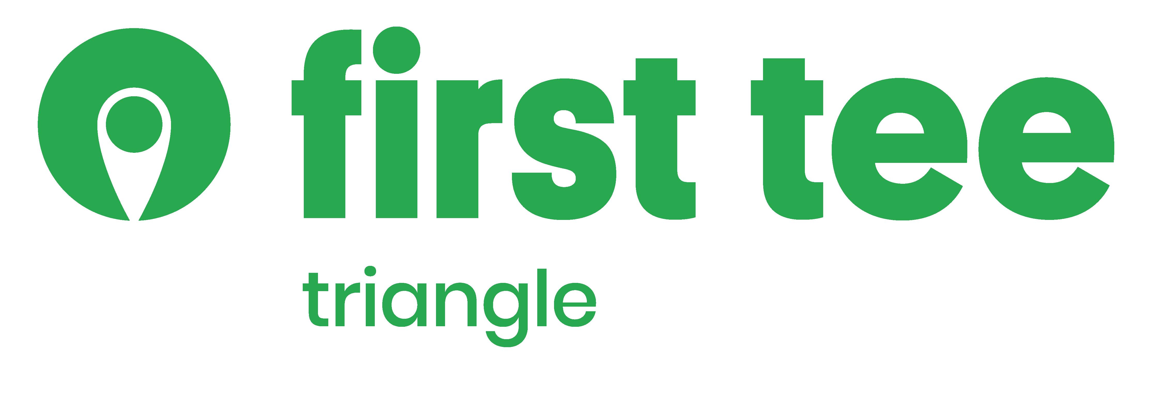 First Tee — Triangle logo